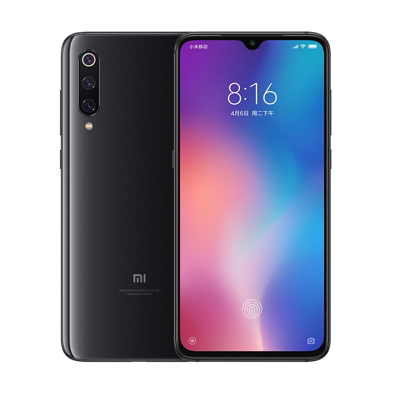小米9手机,6+128G黑色+紫色,现货直发不用等!