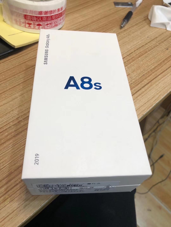 三星a8s充新手机 全网通6G+128G 全新原装仅拆封 ¥1299