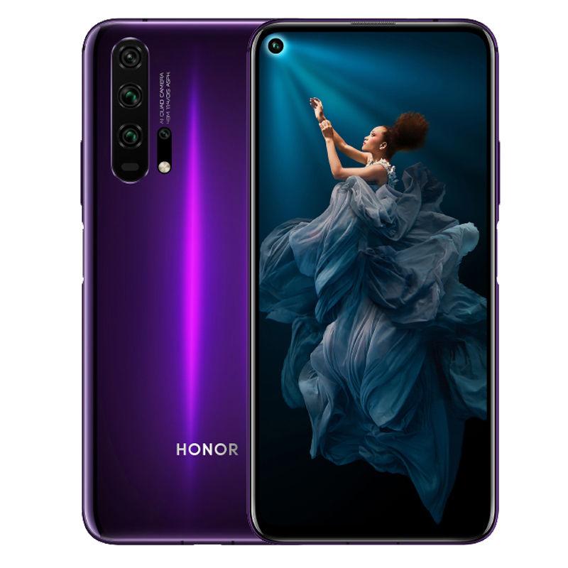 荣耀20PRO手机是曲面屏吗?幻黑 冰境白 蓝绿翡翠 哪个颜色好看